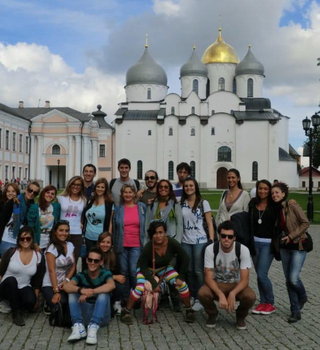 Trip to Novgorod