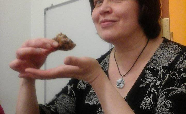 Russian teacher Irina Belyaeva